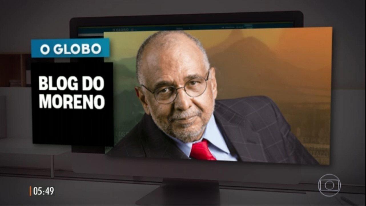 Jornalista Jorge Bastos Moreno morre aos 63 anos no RJ