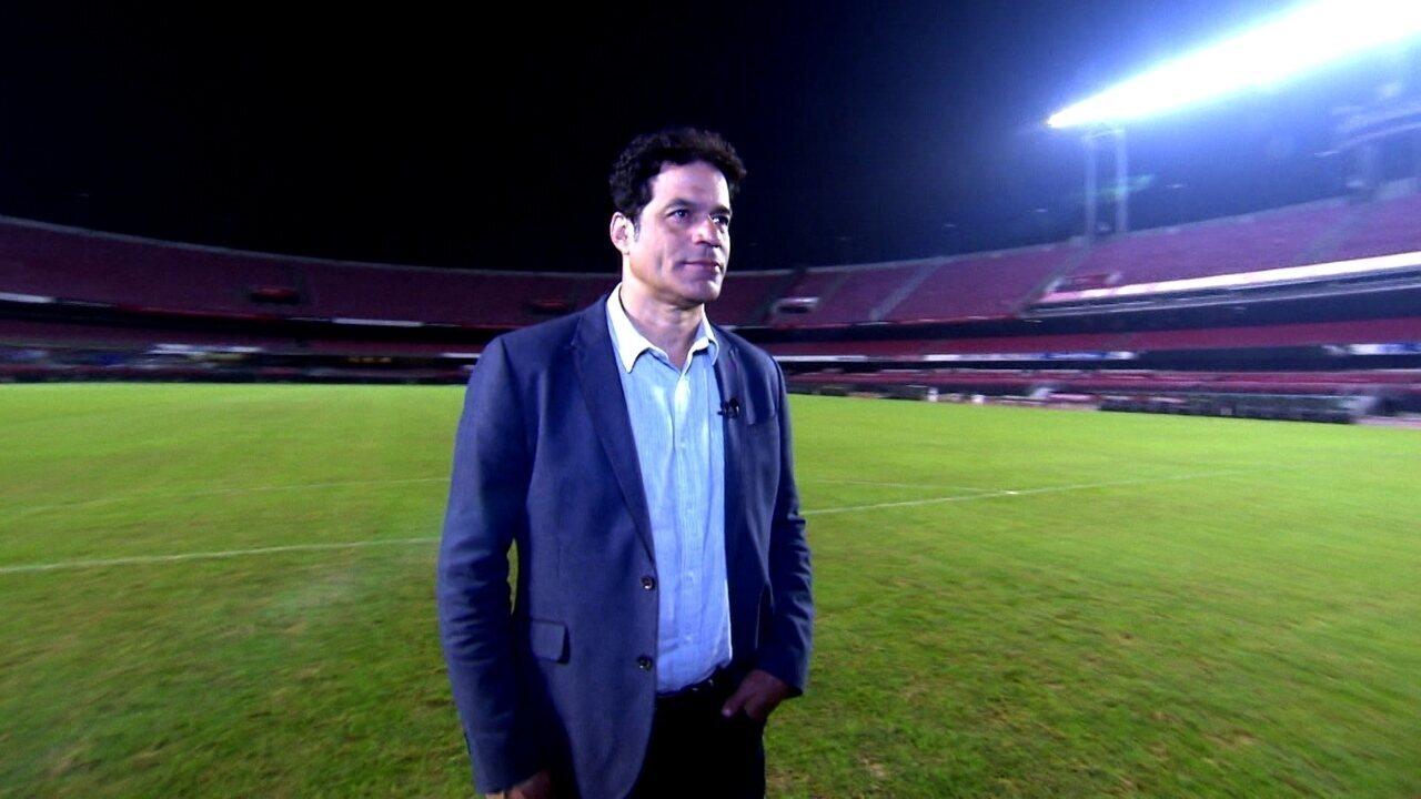 Raí e Zetti vão contar no EE a história da conquista são-paulina na Libertadores de 92