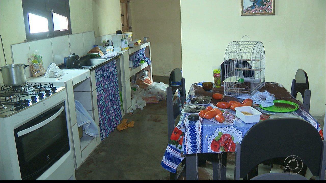 Três pessoas são suspeitas de invadir casas em Puxinanã
