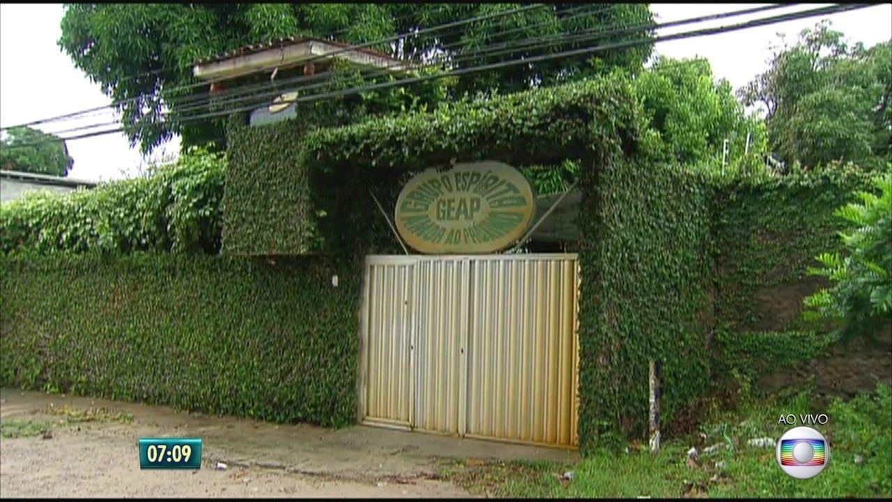 Tentativa de assalto deixa quatro mortos em centro espírita em Jaboatão, no Grande Recife