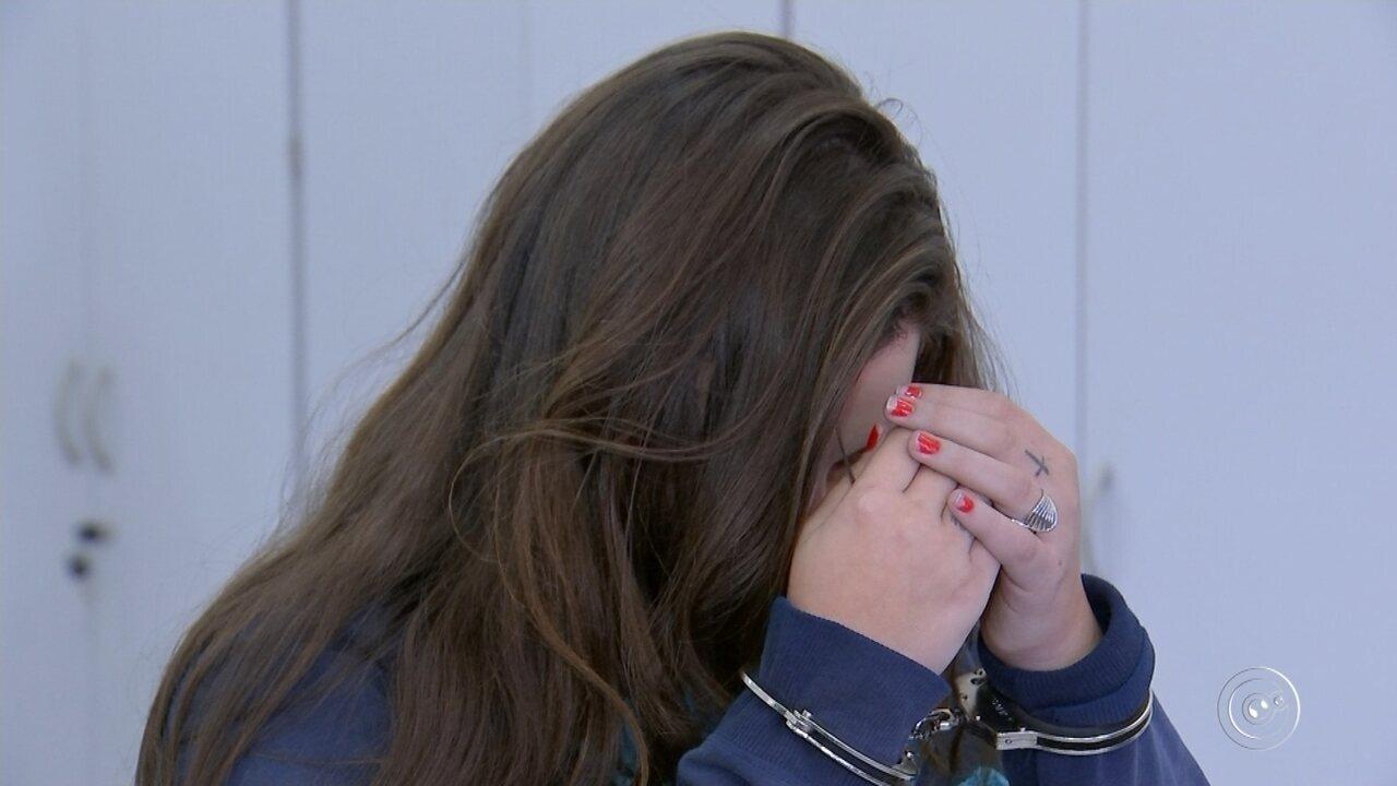 Garota de programa é presa suspeita de comandar esquema de furtos a residências