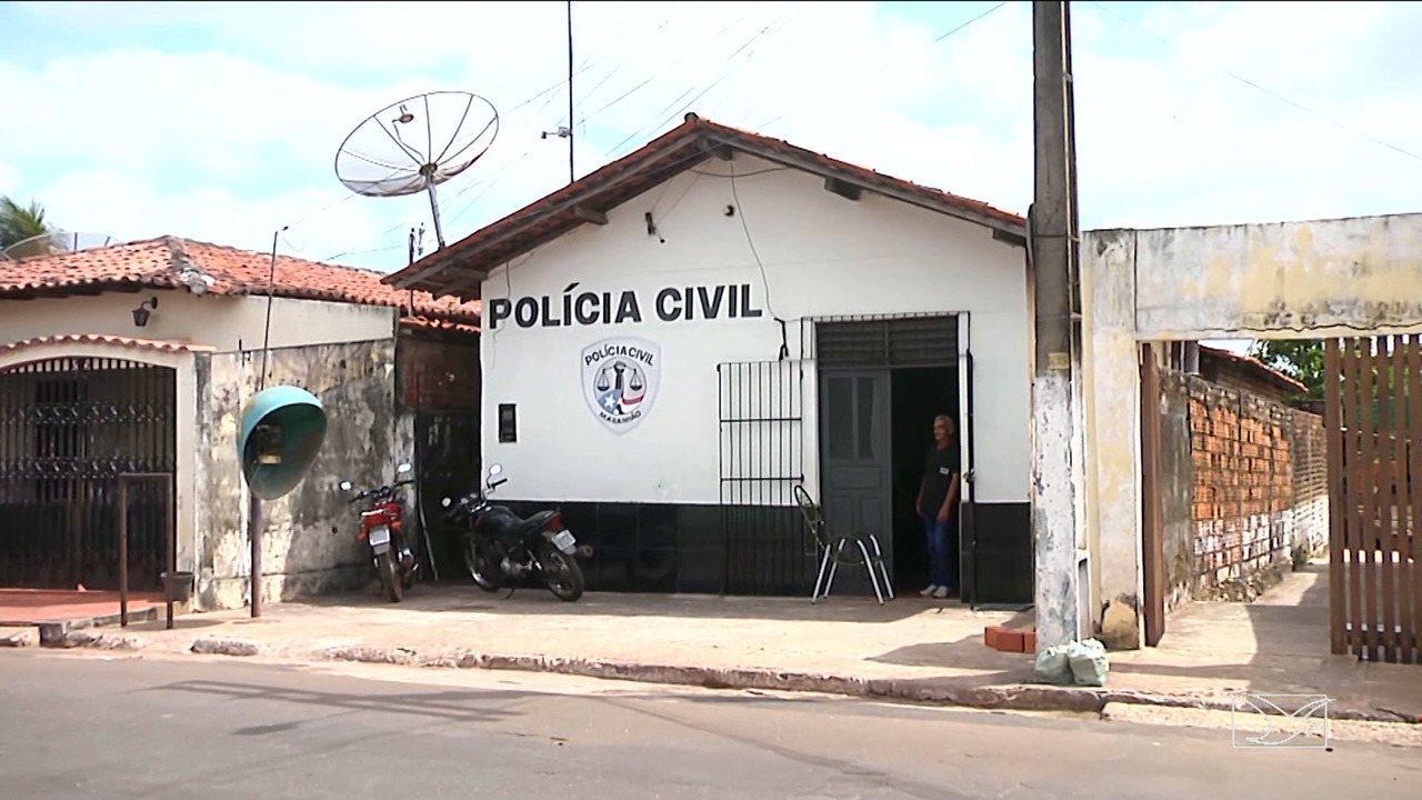 Resultado de imagem para DELEGACIA DE OLHO D'ÁGUA DAS CUNHÃS