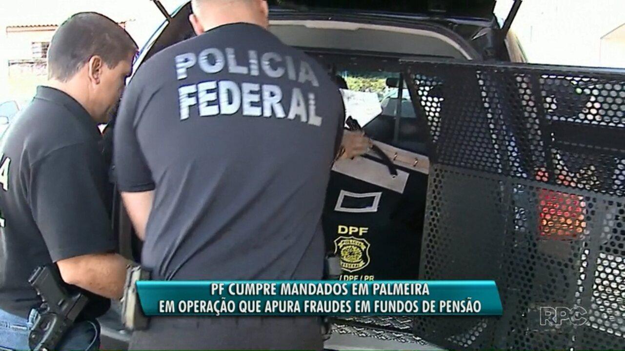 5c27e0688 Palmeira é alvo de um desdobramento da Operação Lava Jato - G1 Paraná -  Paraná TV 2ª Edição - Vídeos - Catálogo de Vídeos