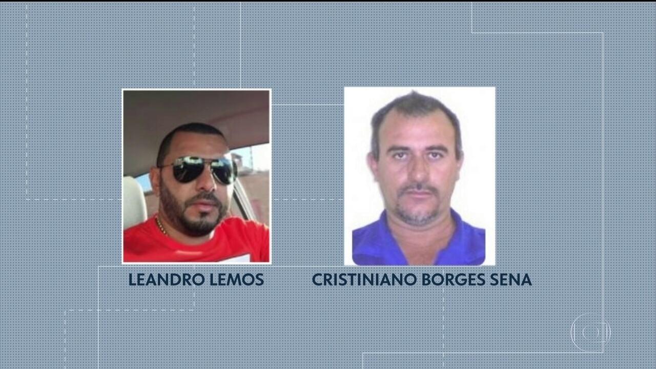 Resultado de imagem para Polícia prende dois envolvidos em tentativa de assalto a avião no Sertão