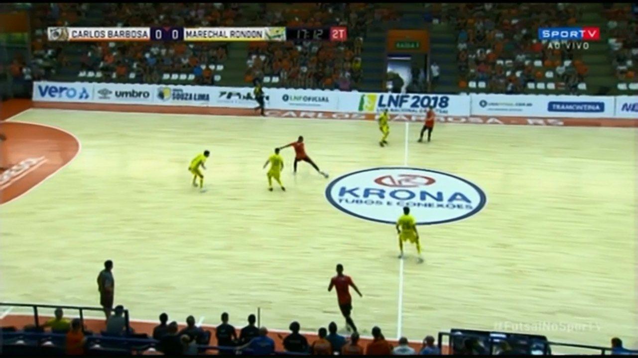 432f909311a18 Marechal está na semifinal da Liga Nacional de futsal - G1 Paraná - Paraná  TV 1ª Edição - Vídeos - Catálogo de Vídeos