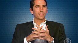 Rodolfo Fernandes foi diretor de Redação do GLOBO