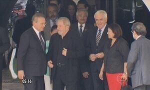 Ex-presidente Lula é nomeado como novo ministro chefe da Casa Civil