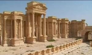 Governo da Síria anuncia retomada da cidade de Palmira
