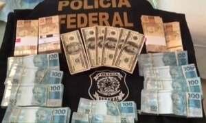 PF prende suspeitos de fraudar licitações para desviar dinheiro no PR