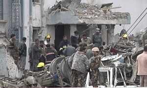 Atentado da milícia talibã deixa 30 mortos no Afeganistão