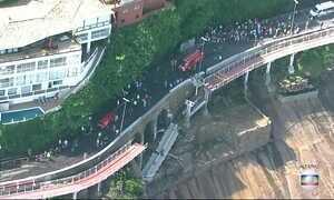 'Um acidente como esse é imperdoável', afirma secretário de governo RJ