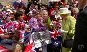 Rainha Elizabeth II completa 90 anos nesta quinta (21)