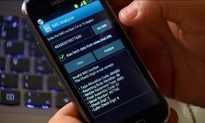 Recomendação da Anatel não reduz roubo de celular