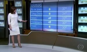 Previsão é de tempo úmido no sul do país