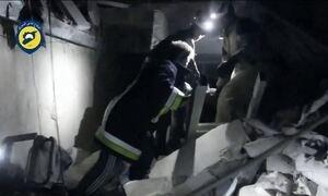 Bombardeio a hospital deixa 27 mortos na Siria