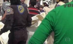 Síria lidera estatística de países com mais civis mortos em ataques a bomba