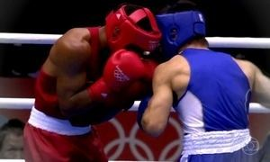 Boxe exige técnica e força para garantir a vitória