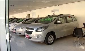 Consórcios aumentam vendas de carros usados