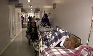 Casos de suspeita de pneumonia avançam no interior de SP