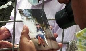 Bombeiros procuram desaparecidos em escombros do terremoto