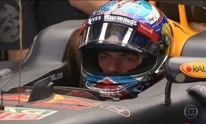 Pilotos da F1 se preparam para o Grande Prêmio de Barcelona