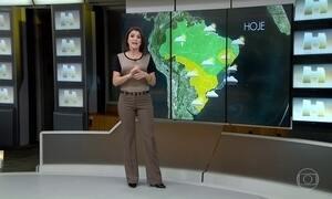 Tempo firme é a previsão para várias regiões do Brasil
