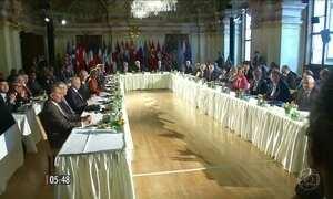 Reunião em Viena para retomar acordos de paz na Síria
