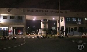 Quadrilha invade base aérea de Fortaleza e rouba armas