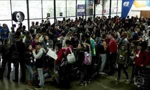 Feira de estudantes oferece sete mil vagas para estágio em São Paulo