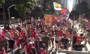 Rio, São Paulo e outras 4 capitais têm protestos contra Michel Temer