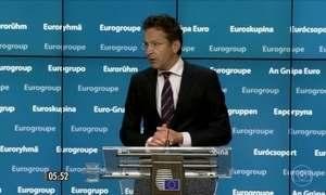 Grécia vai receber novo empréstimo de credores