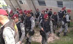 Força Nacional de Segurança já está em São Luís para combater onda de violência