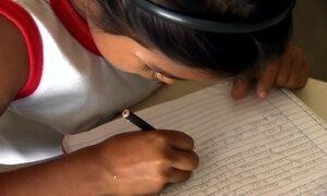 Crianças de Barreirinhas passam fome e sede nas escolas do município