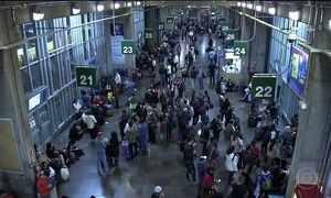 Crise leva cada vez mais brasileiros para as rodoviárias