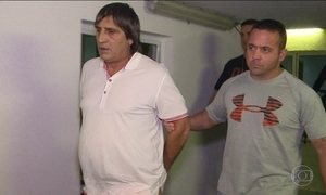 Preso italiano que seria o maior fornecedor de cocaína para a alta sociedade carioca