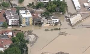 Sobe para 5 o número de mortos em Recife por causa de temporal