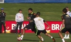 Dunga confirma mudanças na seleção brasileira para a Copa América