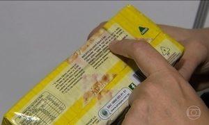 Rótulos de alimentos industrializados devem informar a presença de causadores de alergia