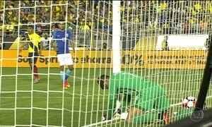 Seleção brasileira empata com Equador na estreia da Copa América do Centenário