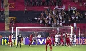Confira os gols deste domingo (5) no Brasileirão