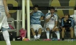 Uruguai perde para Venezuela e está praticamente fora