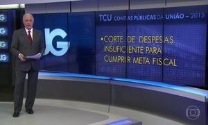 TCU identifica 23 irregularidades nas contas públicas no governo Dilma