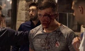 Briga de torcedores na Eurocopa deixa mais de 50 feridos na França