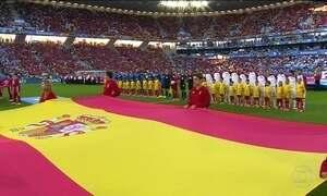 Duas campeãs mundiais se classificam para oitavas de final da Eurocopa
