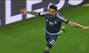 Argentina atropela os EUA e está nas finais da Copa América Centenário