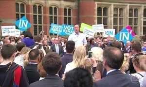 Apuração mostra que plebiscito na Grã-Bretanha tem disputa acirrada