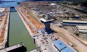 Nova versão do canal do Panamá vai ser inaugurada neste domingo (26)