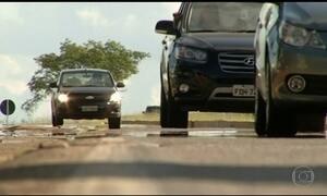 Motoristas irresponsáveis fazem da BR-040 pista de corrida, em Goiás