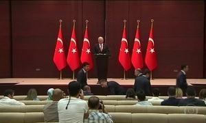 Turquia e Israel retomam relações diplomáticas depois de seis anos