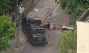 Operação para prender presidiário que fugiu de hospital no Rio termina com 2 mortos